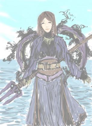 共生女神海王星